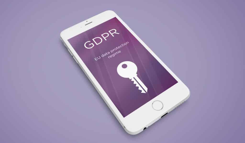 חוק הגנת הפרטיות אבטחת מידע GDPR
